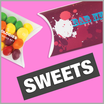 Promotional Sweets with no MOQ